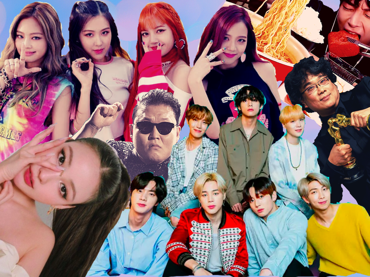 South Korea Pop Culture