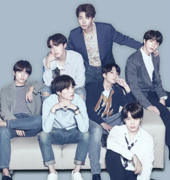 BTS, influencers, K-Pop