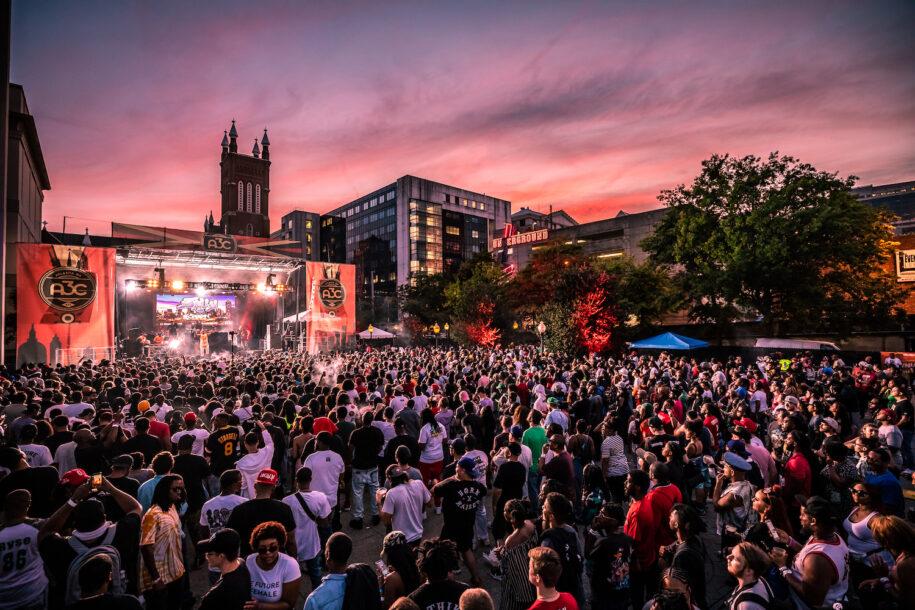 A3C, Atlanta, hip hop festival