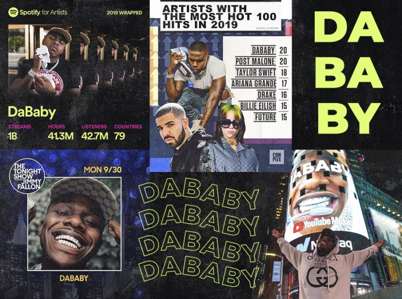 DaBaby, Social Media Marketing